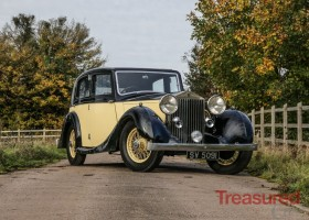 1929 Rolls-Royce 20/25 by Rippon Classic Cars for sale