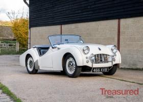 1956 Triumph TR3 Classic Cars for sale