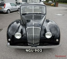 1952 AC 2 Litre 2 door saloon Classic Cars for sale