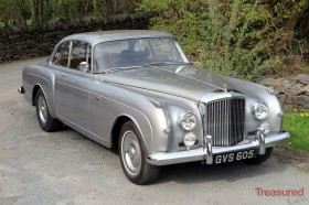 1960 Bentley S2 Continental H.J. Mulliner Two Door Coupe Classic Cars for sale