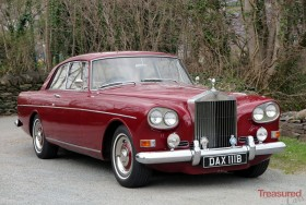 1964 Rolls-Royce Silver Cloud III Chinese Eye Coupe Classic Cars for sale