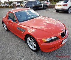 1997 BMW Z3 1.9 Roadster Classic Cars for sale