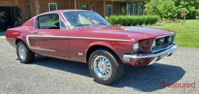 1968 Ford Mustang Classic Cars for sale