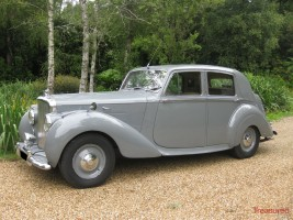 1949 Bentley Mk VI Classic Cars for sale