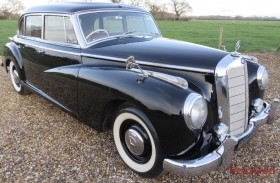 1956 Mercedes-Benz 300 W186 Adenauer Classic Cars for sale