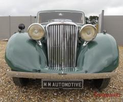 1939 SS  Jaguar Sports Saloon Classic Cars for sale