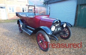 1917 Maxwell 25hp Classic Cars for sale