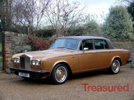 1978 Rolls-Royce Silver Shadow II Classic Cars for sale