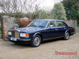 1992 Rolls-Royce Silver Spirit II Classic Cars for sale