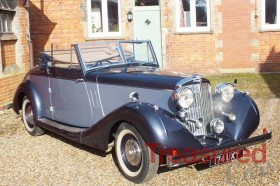 1939 Sunbeam-Talbot Four Litre Classic Cars for sale