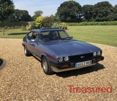 1983 Ford Capri 2.8 Injection Classic Cars for sale