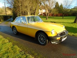 1979 MG B GT Classic Cars for sale