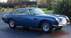 1968 Aston Martin DB6 Classic Cars for sale