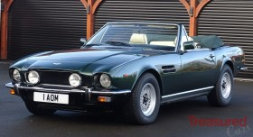 1986 Aston Martin V8 Volante Classic Cars for sale
