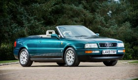 Princess Diana's Treasured - Audi 80
