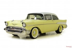 1957 Chevrolet Bel Air Classic Cars for sale