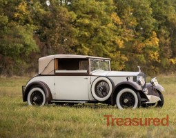1929 Rolls-Royce 20hp Cabriolet by Windovers Classic Cars for sale