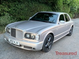 2002 Bentley Arnage T Classic Cars for sale