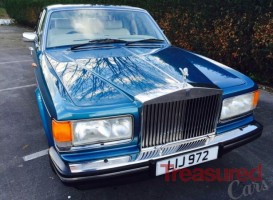 1988 Rolls-Royce Silver Spirit Classic Cars for sale