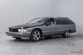 1992 Chevrolet Caprice Classic Cars for sale
