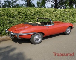 1969 Jaguar E Type Series 2 Roadster Classic Cars for sale