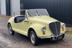 1968 Fiat 500 Gamine Classic Cars for sale