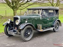 1931 Alvis 12/50 TJ Classic Cars for sale