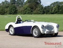 1955 Austin Healey 100 FIA RACE CAR Classic Cars for sale