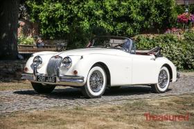 1958 Jaguar XK150 Classic Cars for sale