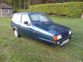 The Truth About the Reliant Robin.