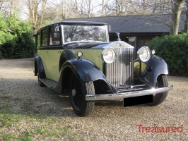 1934  Rolls-Royce 20/25 Six light Limousine By Hooper Classic Cars for sale