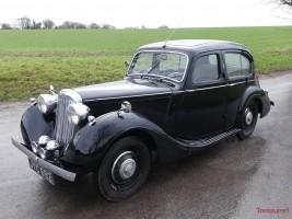 1948 Sunbeam-Talbot Ten Saloon Classic Cars for sale