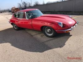 1969 Jaguar E Type Series 2 FHC Classic Cars for sale