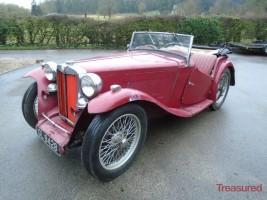 1946 MG TC Classic Cars for sale