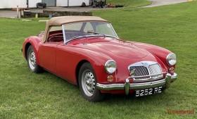 1959 MG MGA Twin Cam Classic Cars for sale