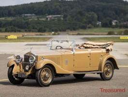 1930 Rolls-Royce Phantom II All-Weather Cabriolet by T. H. Gill  Classic Cars for sale