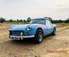 1966 Triumph Spitfire MK2 Classic Cars for sale