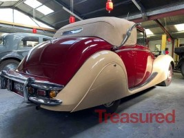 1951 Jaguar Mk V Drophead Coupe Classic Cars for sale