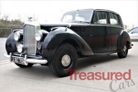1950 Bentley Mk VI Classic Cars for sale