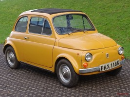 1972 Fiat 500L Classic Cars for sale
