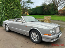 1998 Bentley Azure Convertable Classic Cars for sale