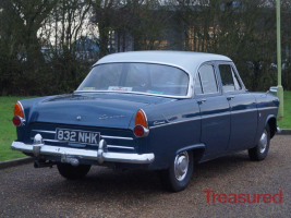 1959 Ford Consul MkII Classic Cars for sale