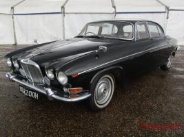 1970 Jaguar 420 G Classic Cars for sale