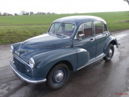 1954 Morris Minor Classic Cars for sale