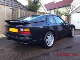 1990 Porsche 944 Series 2 Turbo Classic Cars for sale
