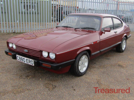 1985 Ford Capri 2.8 Injection Classic Cars for sale