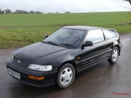 1991 Honda CRX Classic Cars for sale