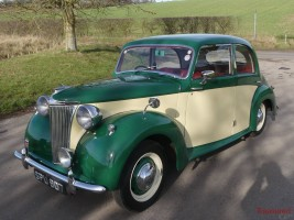 1951 Lanchester LD10 Classic Cars for sale