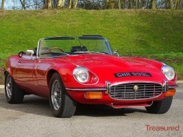 1973 Jaguar E TYPE Series 3 V12 Roadster Classic Cars for sale