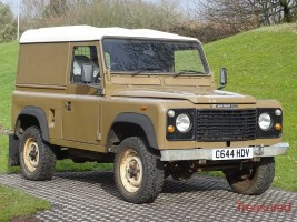 1986 Land Rover 90 Classic Cars for sale